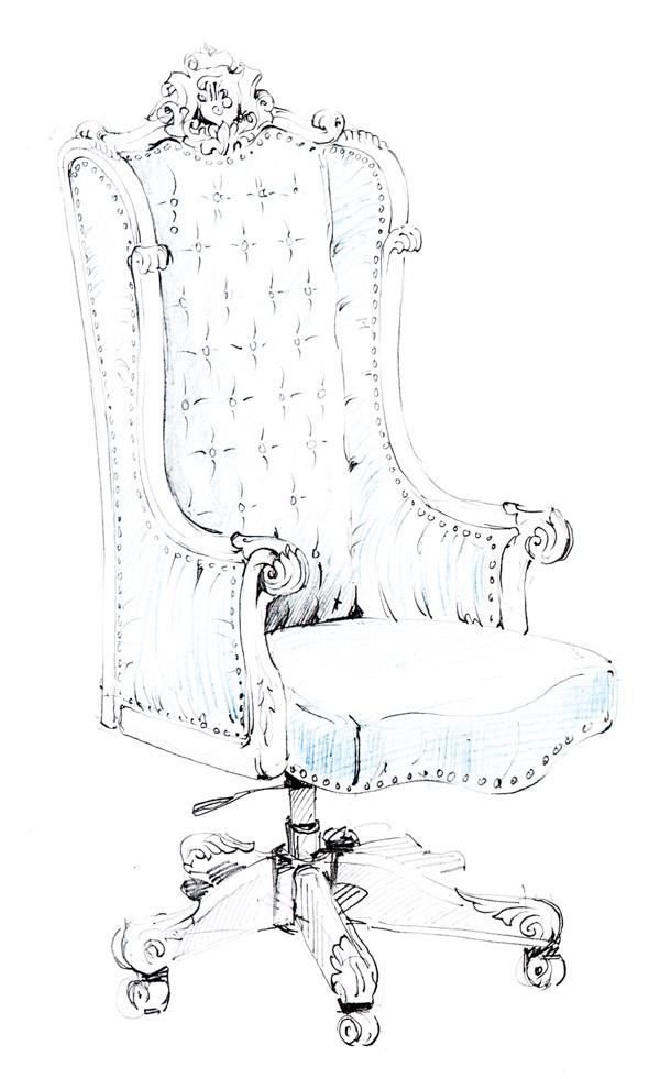 Фамильная мебель
